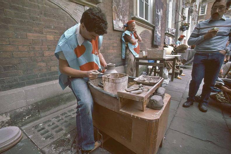 Worcester Guildhall Craft Fair
